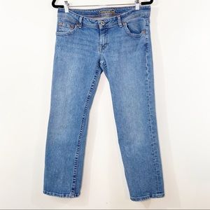 American Eagle Straight Leg Jeans Size 12